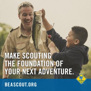 Supporting the Boy Scouts of America
